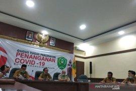 Tiga warga Padangsidimpuan positif COVID-19