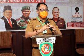 GTPP :  Kadis Pemuda dan Olahraga Maluku positif COVID -19