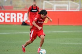 """Luka Romero si """"Messi dari Meksiko"""" bakal jadi pemain termuda Liga Spanyol"""