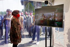 Anggaran penanganan COVID-19 di Kota Surabaya baru terserap 23 persen