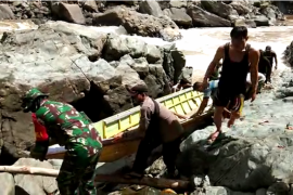 Sosialisasikan penerapan normal baru di pedalaman perhuluan sungai Kapuas