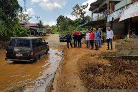 Kabupaten Landak segera perbaiki ruas jalan Darit-Meranti yang rusak