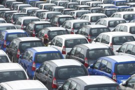 Penjualan mobil Indonesia Mei 2020 anjlok 95,7 persen, Mitsubishi salip Toyota