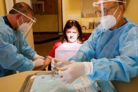 922 Petugas medis AS meninggal karena COVID-19