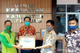 PT Timah dan Forum Komunikasi Masyarakat Belitung Berikan Rapid Test Gratis Bagi Mahasiswa