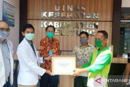 PT Timah rapid test gratis bantu mahasiswa Belitung