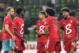 Bayern juara Liga Jerman untuk kedelapan kalinya beruntun