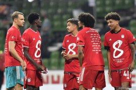 Bayern Munich  juara Liga Jerman untuk kedelapan kalinya secara beruntun