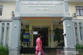 Seorang pegawai positif COVID-19, Puskesmas Padang Bulan Medan ditutup sementara