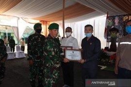 Danrem Gamas perintahkan prajurit TNI bantu penanganan COVID-19