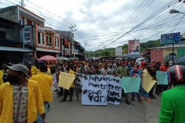 816 personel TNI/Polri disiagakan antisipasi demo warga di Jayapura