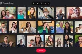 Google Duo kini dukung panggilan video 32 orang di web