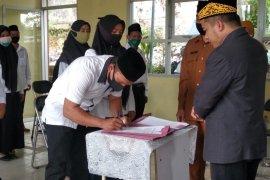 KPU Kabupaten Paser lantik 432 Panitia Pemungutan Suara