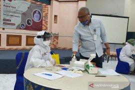 """LKBN ANTARA adakan """"rapid test"""" di PWI Pusat dan Dewan Pers"""