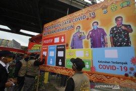 Informasi Data Penyebaran COVID-19 Di Kota Banjarmasin