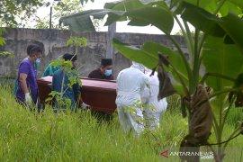 Pemakaman Jenazah pasien positif COVID-19