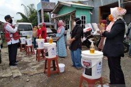 PMI Kota Sukabumi lakukan sosialisasi normal baru melalui edukasi PHBS