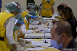 Bandara Ngurah Rai terapkan protokol kesehatan dengan ketat