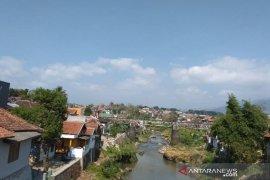 Bantaran Sungai Cimanuk kawasan Garut Kota akan dibangun lintas joging