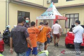 Polres Singkawang tangkap empat pelaku Curanmor