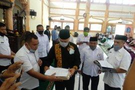 Kata Kadinkes Aceh Tengah setiap warga dapat dua masker gratis