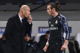 Liga Champions: Zidane ungkap alasan tidak bawa Bale untuk hadapi City