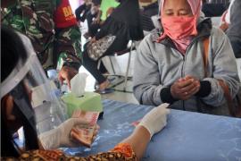 5.000 KK di Kota Kediri terdampak COVID-19 terima bansos dari Pemprov Jatim