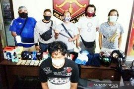 Tim Naga Polres Pangkalpinang ringkus residivis pencurian