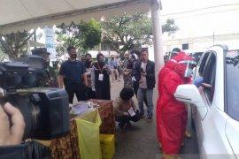 Itenas Bandung gelar lantatur tes cepat COVID-19 untuk 800 orang