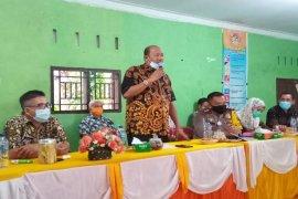 Wabup Langkat: Desa Aman Damai Sirapit mampu hadapi dampak COVID-19