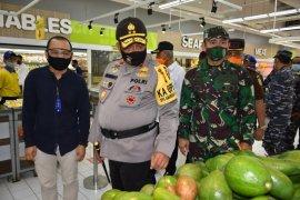 TNI-Polri di Malut dukung penerapan normal baru di Ternate