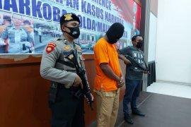 Polres Halut amankan tiga pelaku narkoba