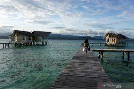 Pariwisata andalan di Boalemo, Pulo Cinta Eco Resort kembali dibuka