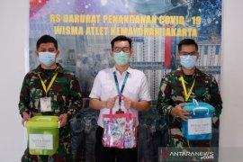 Donasi 1.000 deterjen dukung tenaga medis perangi COVID-19