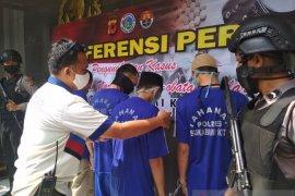 Tiga narapidana Lapas Nyomplong edarkan narkoba diciduk polisi