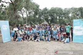 Persita Tangerang bantu anak kehilangan pengasuhan melawan COVID-19