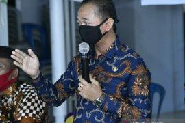 Bupati Bangka salurkan ribuan sembako lanjutan tahap kedua