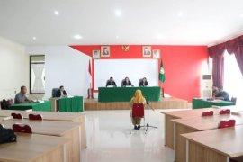 KI Kalbar kembali sidangkan sengketa informasi publik dengan protokol kesehatan