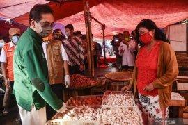 Mendag: Pembukaan pasar tradisional untuk aktifkan produksi petani