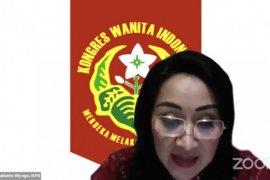 Ketum Kowani: Perempuan yang mudah percaya hoaks rentan terjerat terorisme