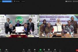 UMSU-MARDI Malaysia sepakat  kerja sama penelitian pertanian