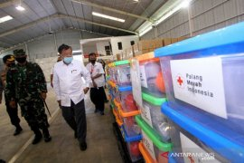 Jusuf Kalla seeks to add blood plasma equipment in South Kalimantan