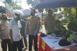 Polres Subang gelar tes cepat gratis peringati Hari Bhayangkara