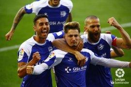 Liga Spanyol: Alaves jegal ambisi Sociedad kembali ke empat besar
