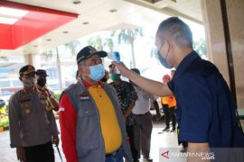 Mal di Kota Bekasi terapkan adaptasi kebiasaan baru dengan baik