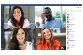 Microsoft hubungkan konferensi video Teams dan Skype