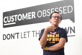 Fajrin Rasyid, sang milenial untuk kembangkan bisnis digital Telkom