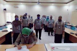 Polbangtan Medan tandatangani komitmen bersama keterbukaan informasi publik