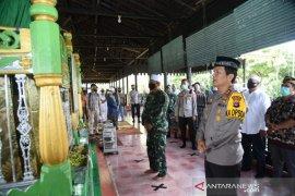 Irjen Nico ziarah ke makam Raja Banjar Pertama