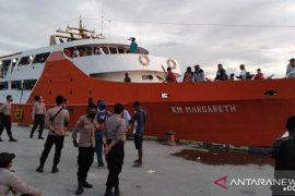Jalur transportasi laut rute Wondama--Manokwari kembali dibuka